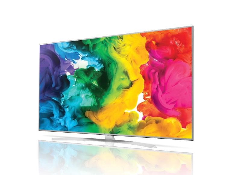 LG: Νέα σειρά τηλεοράσεων Ultra HD UH770V