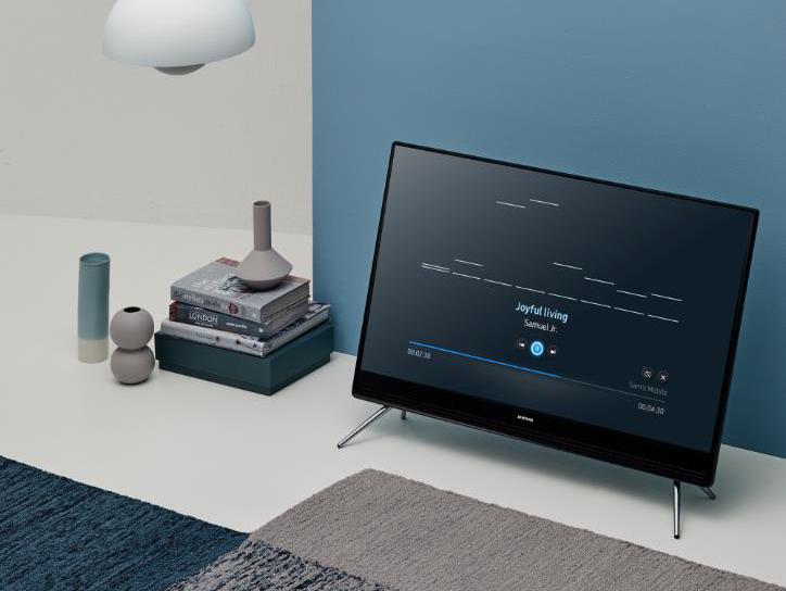 Η Samsung ανακοινώνει την κυκλοφορία της νέας τηλεόρασης Joiiii στην ελληνική αγορά