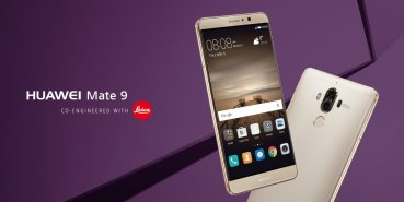 Huawei: Η Επίσημη παρουσίαση του Mate 9