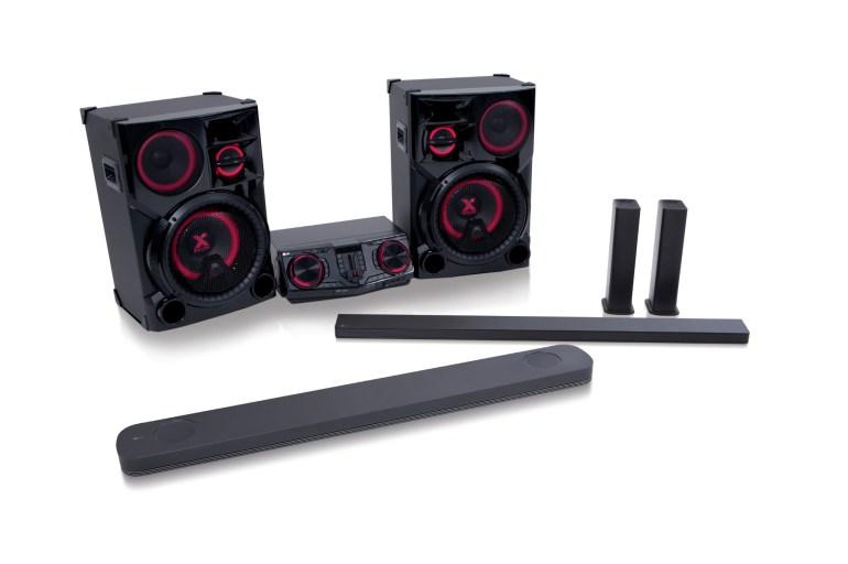 Η LG εμπλουτίζει τη σειρά ήχου για το 2017 και την παρουσιάζει στην CES