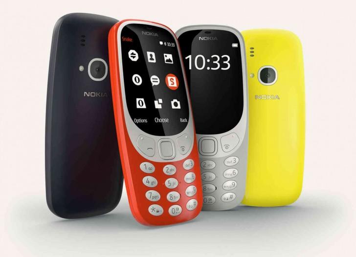 Nokia 3310 η επιστροφή