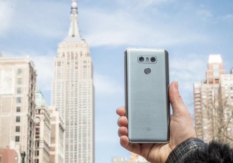Ξεκινά η διάθεση του Android 8.0 Oreo για το LG G6 στην Ευρώπη