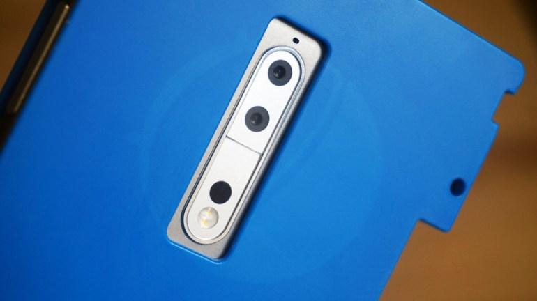 Nokia 9: Οι πρώτες φωτογραφίες του