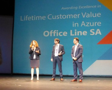 H Office Line διακρίθηκε στα Microsoft Partner Excellence Awards