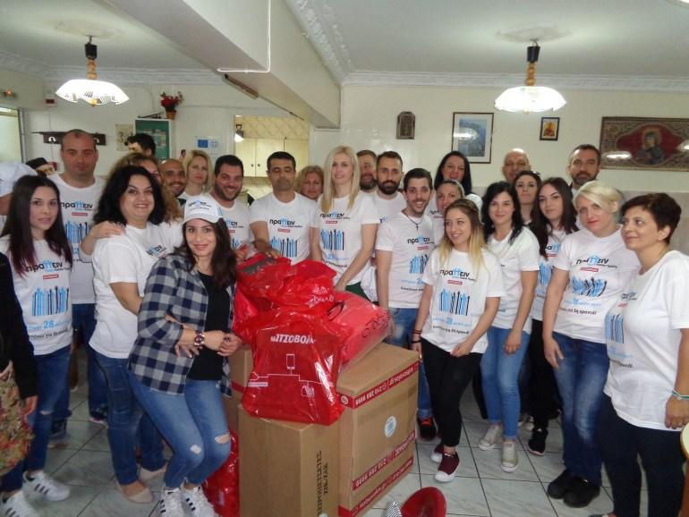 Για 5η συνεχόμενη χρονιά η «Ημέρα Καλής Πράξης» από τους εθελοντές της Κωτσόβολος