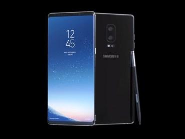 Samsung: Στις 23 Αυγούστου η παρουσίαση του Note 8