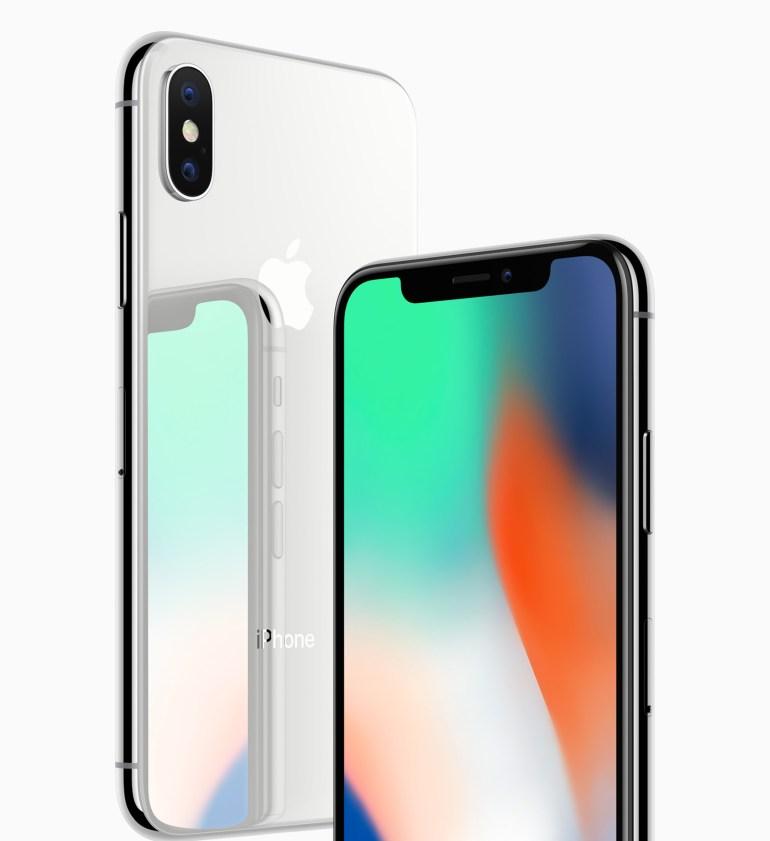 iPhone X : Μεγαλύτερη μπαταρία από το iPhone 8 Plus