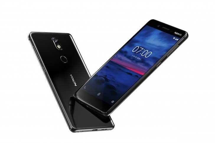 Ανακοινώθηκε το Nokia 7