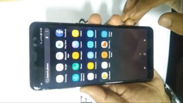 Το Galaxy A8 2018 εμφανίζεται σε βιντεο