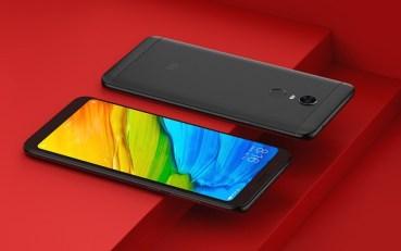 Xiaomi RedMi 5 και RedMi 5 Plus επίσημα