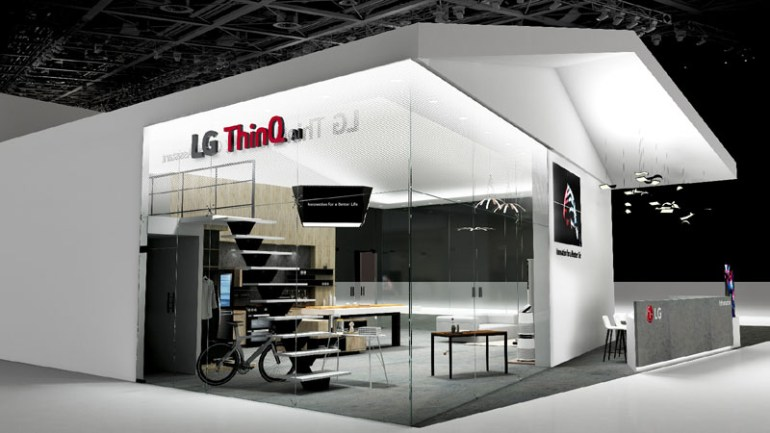 H LG εξελίσσει προϊόντα και υπηρεσίες Τεχνητής Νοημοσύνης μέσα από το DeepThinQ