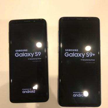 Νέες φωτογραφίες του Galaxy S9