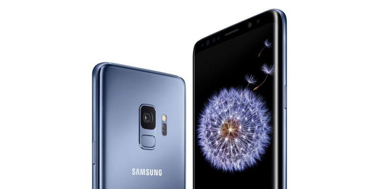 Galaxy S9 : Μπορεί να… μετρήσει την πίεση του ιδιοκτήτη του