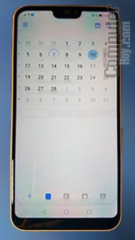 Φωτογραφίες του Huawei P20 Lite