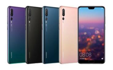 H HUAWEI παρουσιάζει τα smartphones HUAWEI P20 και HUAWEI P20 Pro