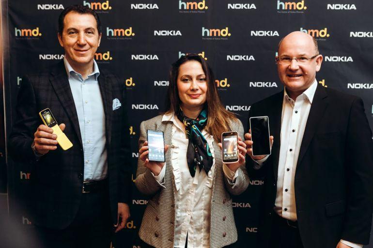 HMD Global: Θέλει ηγετική θέση για τα κινητά Nokia μέσα στα επόμενα 3 – 5 χρόνια