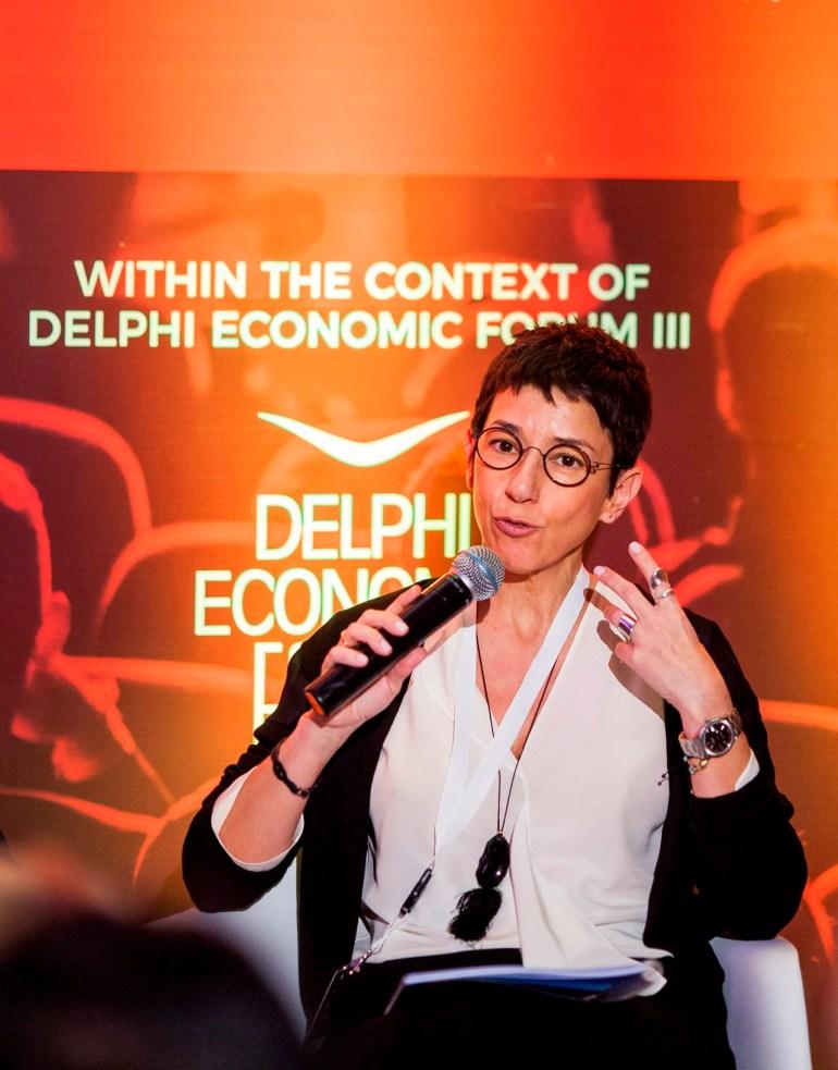 Η Vodafone παρουσίασε δράσεις του Ιδρύματος Vodafone στα Digital Disruption Sessions, στο πλαίσιο του Delphi Economic Forum
