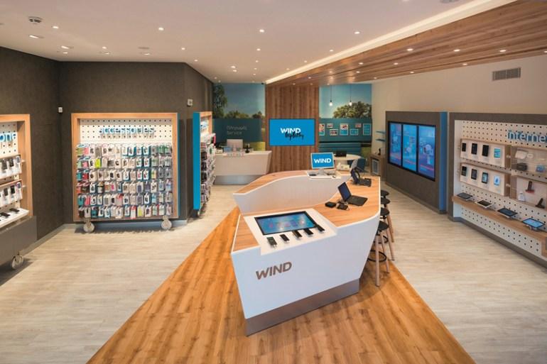 Η WIND αναζητά συνεργάτες για το δίκτυο καταστημάτων της