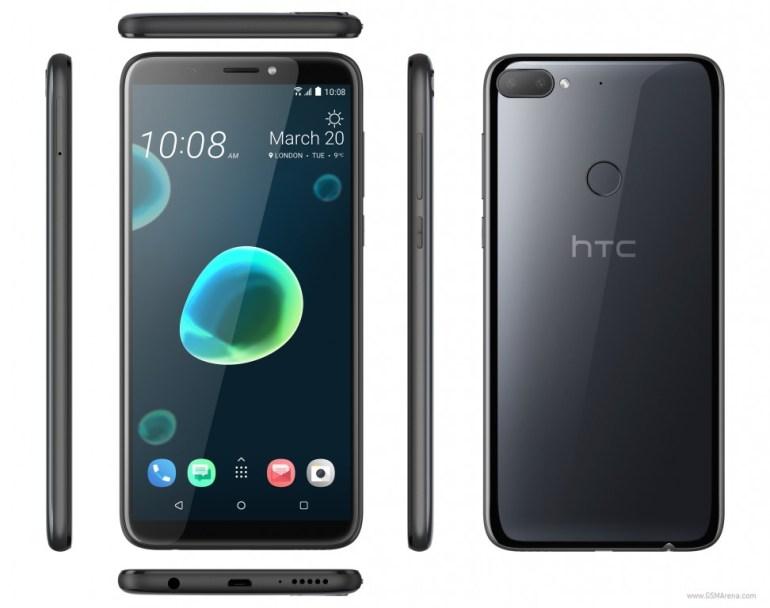 HTC : Παρουσίασε τα Desire 12 και Desire 12+