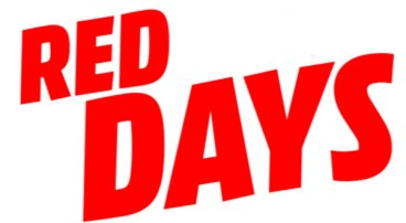 Red Days στη Media Markt από 29.03 έως 07.04