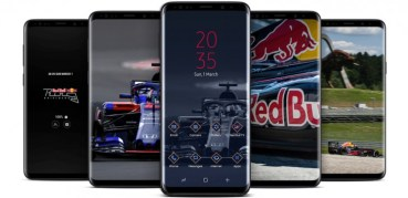 Galaxy S9 Red Bull Limited Edition από την Vodafone