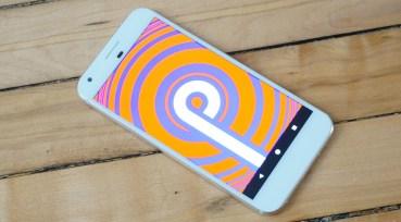 Χειρισμός μέσω swipe στο επόμενο Android P