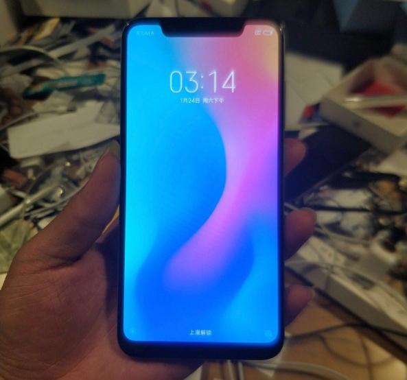 Φωτογραφίες του επόμενου Mi 7 της Xiaomi