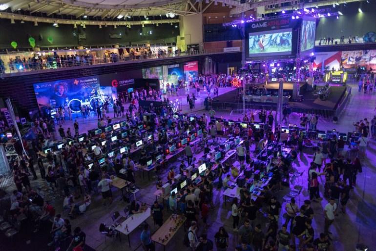 GameAthlon powered by ΓΕΡΜΑΝΟΣ: 12.000 επισκέπτες στο μεγαλύτερο Gaming event του καλοκαιριού