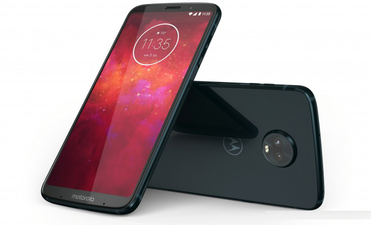 Η Motorola ανακοίνωσε το Moto Z3 Play