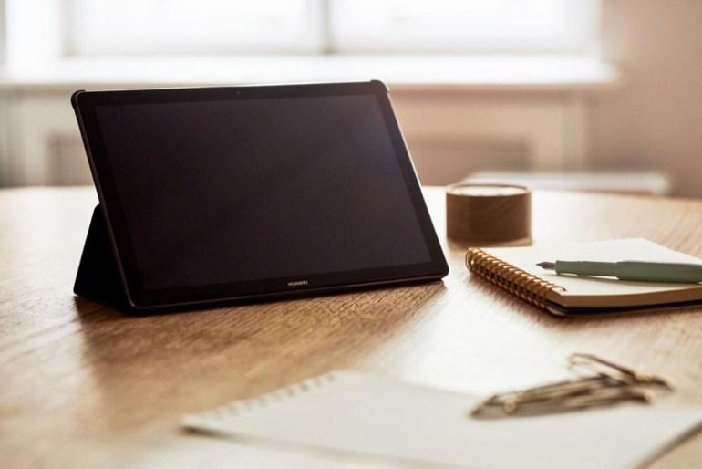 Το Huawei Mediapad M5 είναι ο καθημερινός επαγγελματικός σύντροφος αυτών που αλλάζουν τον κόσμο
