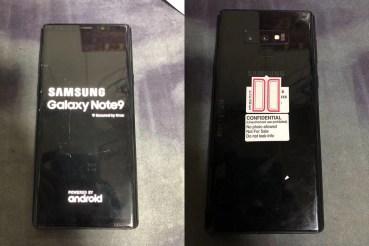 Νέες φωτογραφίες του Galaxy Note 9