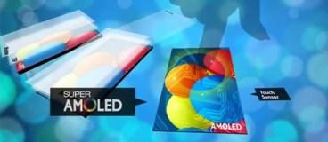 Η Sharp ξεκινά την παραγωγή Amoled οθονών