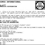 Libya White Fax (il rubinetto che gocciola, 2)