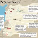 I centri di tortura governativi in Siria