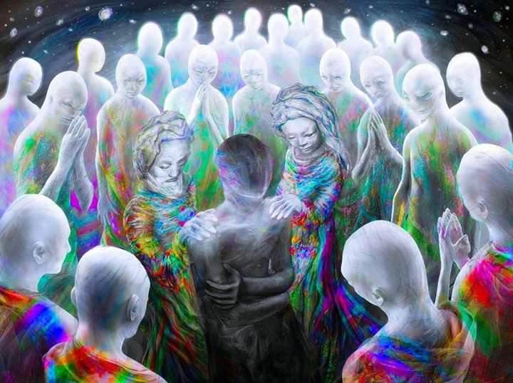Abertura aos Guias Espirituais