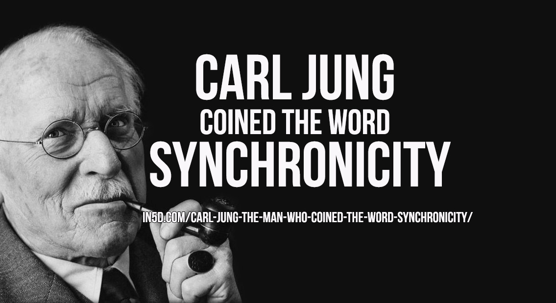 Carl Jung - The Man Who Coined The Word 'Synchronicity'