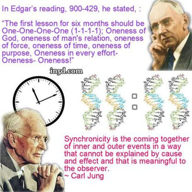 Carl Jung - The Man Who Coined The Word 'Synchronicity