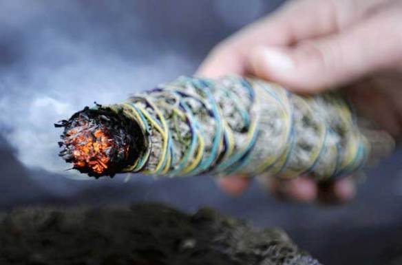 Smudging 1111