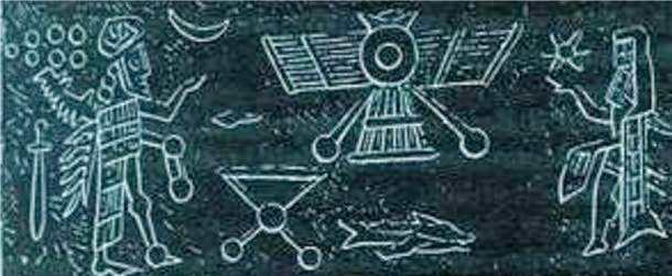 Many cultures contain pictorial and written records of 'flying machines', yet these are usually dismissed as myth and legend.