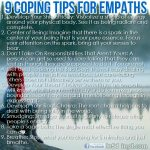 9 coping tips for empaths