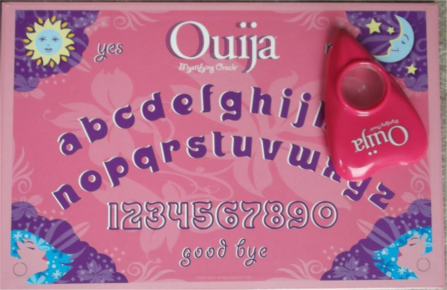 Pink Ouija Board Being Marketed To 8 Year Old Girls  in5d in 5d in5d.com www.in5d.com http://in5d.com/