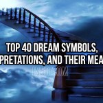 Top 40 Dream Symbols, Interpretations, And Their Meanings