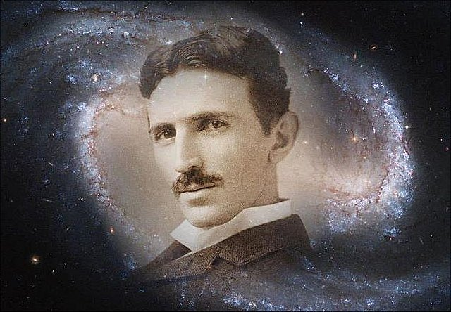 Nikola Tesla - Everything Is The Light