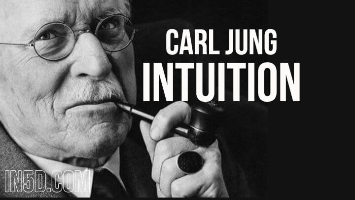 Carl Jung On Intuition
