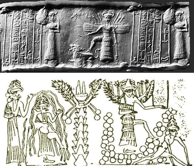 Meet The Igigi – The Ancient Astronauts Who Rebelled Against The Anunnaki