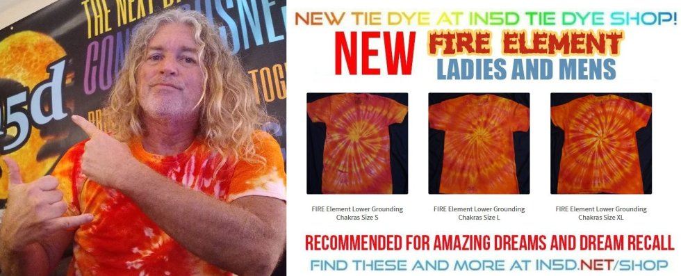 NEW!  Fire Element, Mens and Ladies
