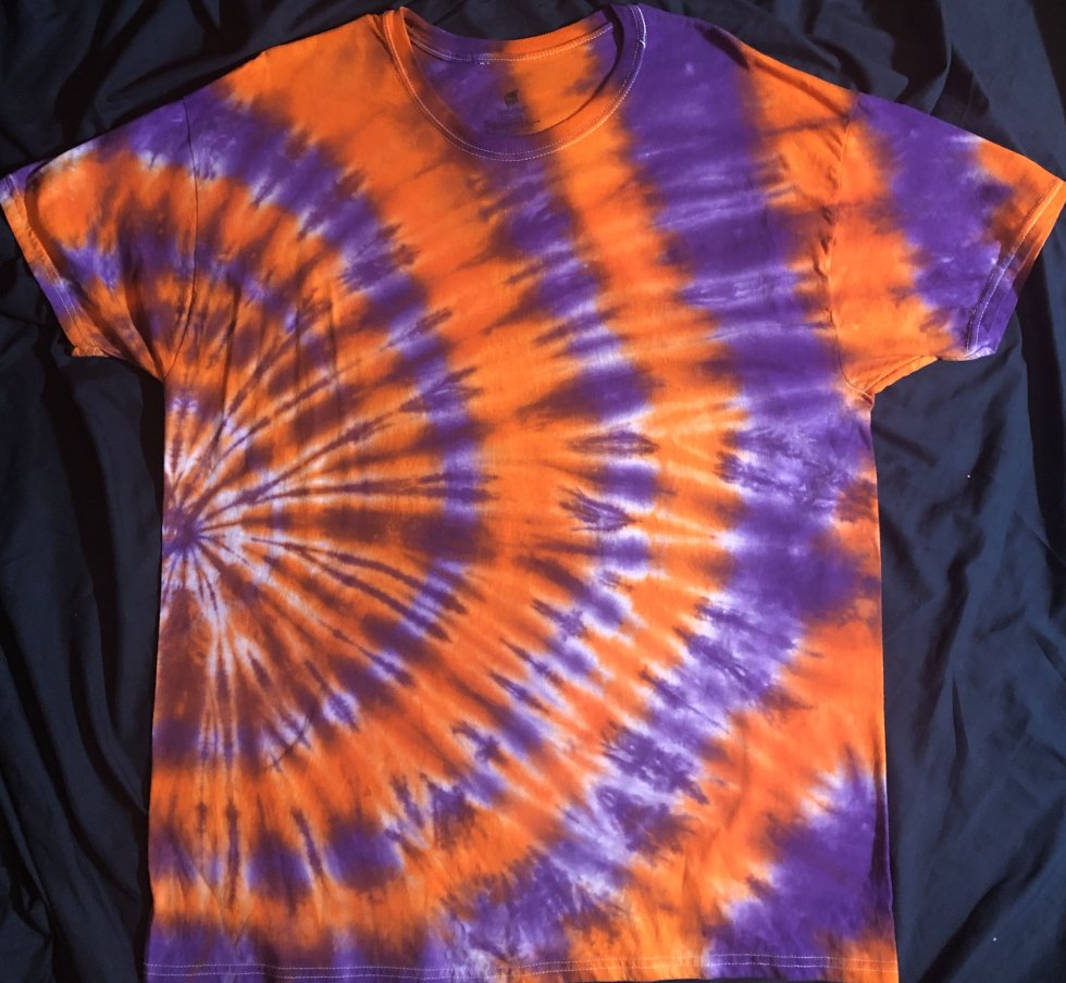 Infusion Quantum Tie Dye