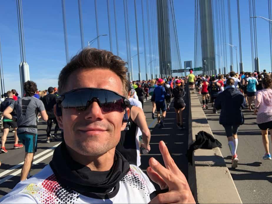 Den New York Marathon läuft man nicht in Bestzeit