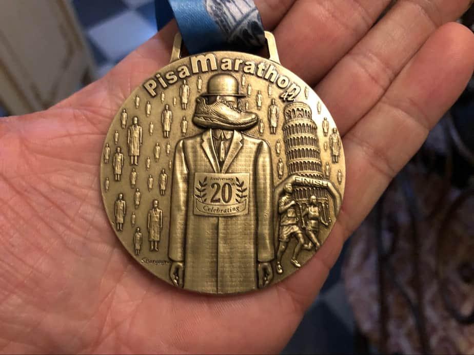 Pisa Marathon 2018: Kein One-Hit-Wonder