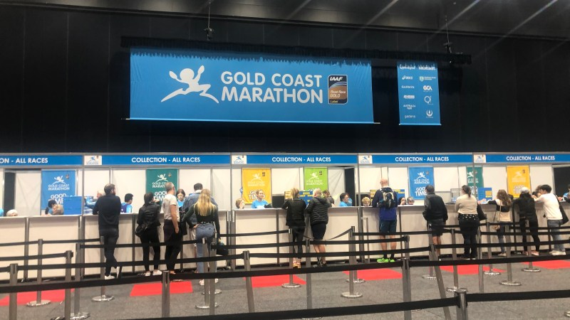 Gold Coast Marathon 2019: Wenn der Obst-Hund anschlägt